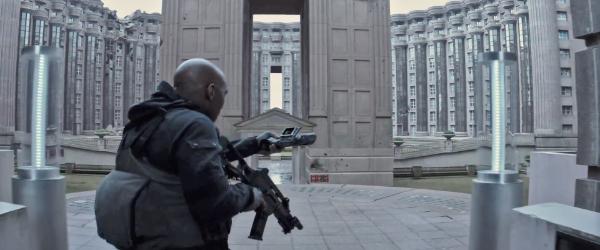 Ricardo Bofill, Les Espaces d'Abraxas, Hunger Games, Mockingjay, Taller de Arquitectura, Marne-la-Vallée, France