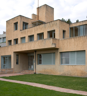 Robert mallet Stevens Villa Noailles Hyeres