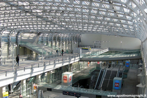 AREP Silvio D'Ascia Agostino Magnaghi Torino Porta Susa Station