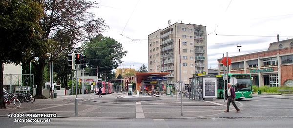Herwig Illmaier, Andritzer Hauptplatz, Andritz, Graz