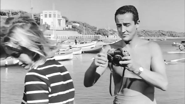 Il sorpasso, Vittorio Gassman, Catherine Spaak, Castiglioncello, Villa Celestina, Dino Risi, Vittorio Cafiero