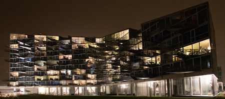 BIG Bjarke Ingels Group VM houses Copehagen