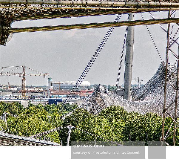 Allianz Arena, Herzog & de Meuron, Bayern, Munich, München