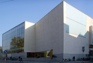 JKMM City Library Turku