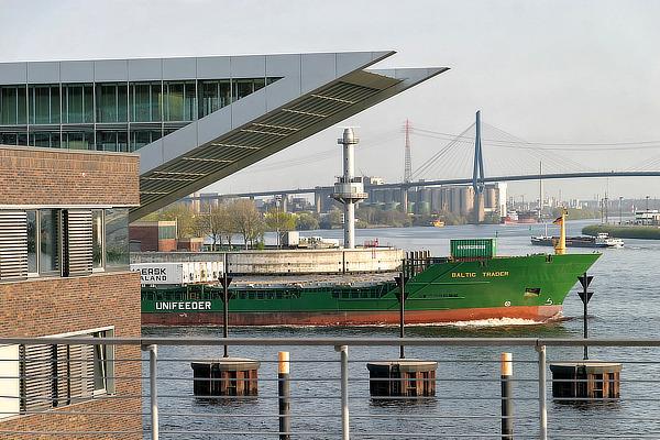 BRT Architekten, Bohte Richter Teherani, Bürohaus Dockland, Hamburg, Germany