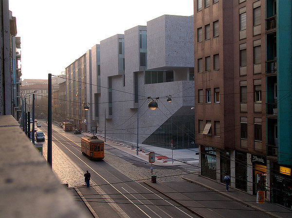 Università Luigi Bocconi, Grafton Architects, Yvonne Farrell, Shelley McNamara, Milano, Italy, University