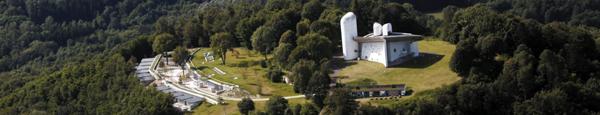 Renzo Piano La Fraternité des Clarisses Ronchamp