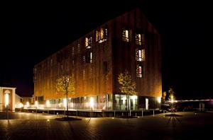 Schmidt Hammer Lassen Performers House Silkeborg