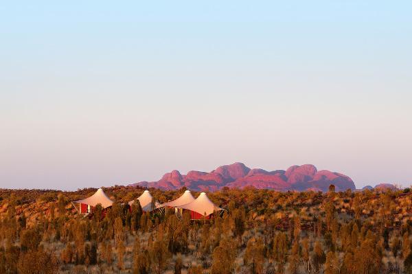 Longitude 131°, Cox Richardson Architects, Ayers Rock, Northern Territory, Australia, Tract Consultants, Robert Bird