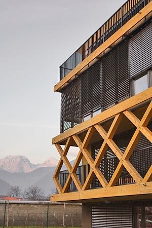 Ofis Hayrack apartments Cerklje Slovenia