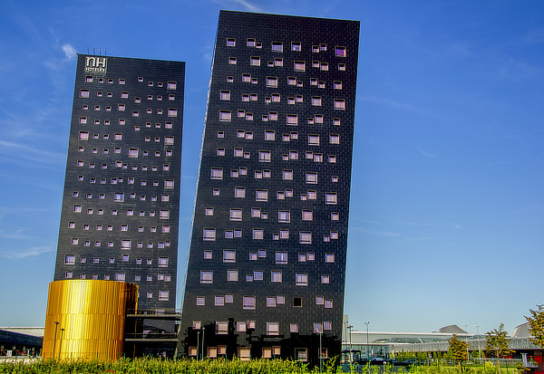 DPA Dominique Perrault Architecture, NH Hotels, Rho, Milano, Milan, Polo Fiera Milano, Italy