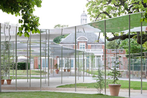 SANAA Serpentine Gallery London