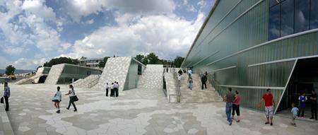 3LHD Architects Zamet Centre Rijeka