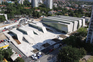 3LHD Architects Zamet Centre Rijeka