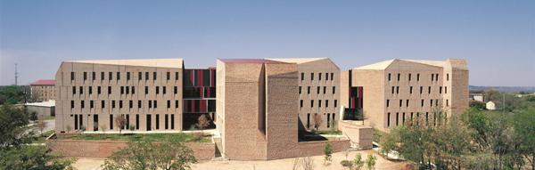 Alejandro Aravena,  Ricardo Torrejón, St. Edward's University Dorms, Austin. Texas