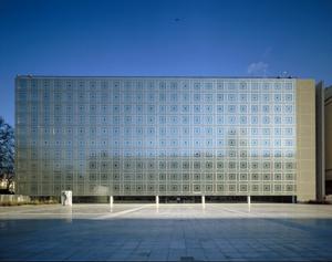 Jean Nouvel Institut du Monde Arabe Paris