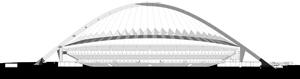 Moses mabhida stadium for Franco betz architetto