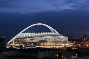 Stadium Moses Mabhida gmp von gerkan marg und partner