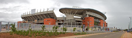 Prism Architects Peter Mokaba Stadium Polokwane