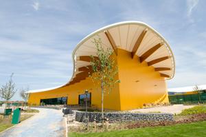 NIO architecten ZEP Leisure Park Middelburg