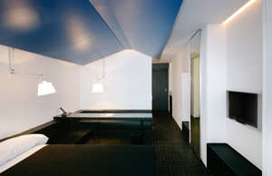 David Chipperfield Hotel Puerta America Madrid