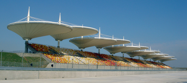Hermann Tilke Shanghai International Circuit