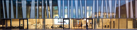Schmidt Hammer Lassen University of Aberdeen New Library