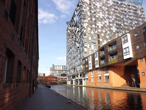 The Cube, Make Architects, Ken Shutlleworth, Birmingham, United Kingdom