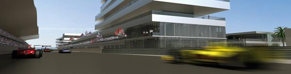 Hermann Tilke Buddh International Circuit