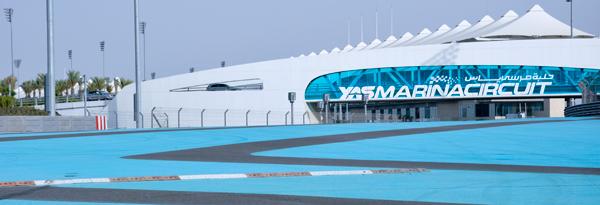 Yas Marina Circuit Hermann Tilke