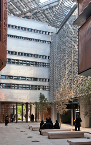 Masdar Institute Campus Foster + Partners