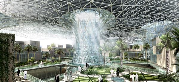 Foster + Partners Masdar City