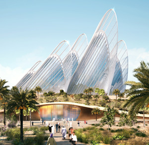 Zayed National Museum Au Dhabi Foster + Partners