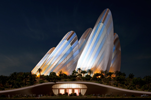Zayed National Museum Abu Dhabi Foster + Partners