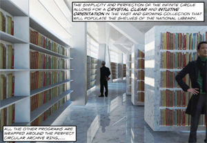 BIG Bjarke Ingels Group Astana National Library