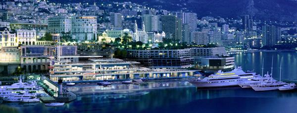 Norman Foster Yacht Club de Monaco Monte-Carlo