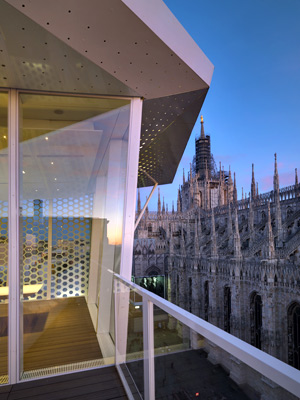 Park Associati, The Cube, Electrolux, Milano