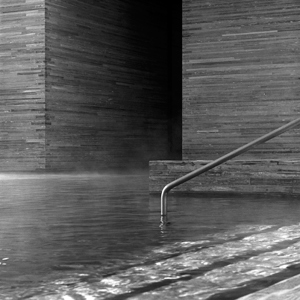 Serpentine Gallery Pavillion London Peter Zumthor Therme Vals