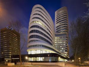 UNStudio ben van Berkel Education Executive Agency Groningen