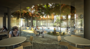 3LHD Green Pavilion Restaurant Zagreb