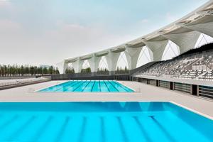 GMP von Gerkan Marg und Partner Shanghai Oriental Sports Center