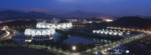 gmp von Gerkan Marg und partner Shenzhen Universiade Sports Center
