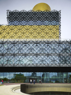Mecanoo Library of Birmingham