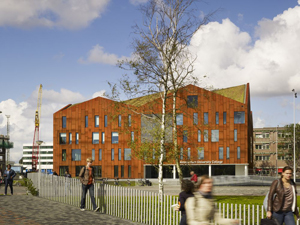 Mecanoo Amsterdam University College