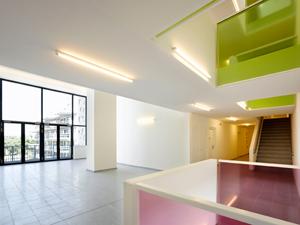 Synn architekten Junges wohnen am Nordbahnhof  Vienna