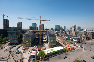 MVRDV Markthal Rotterdam