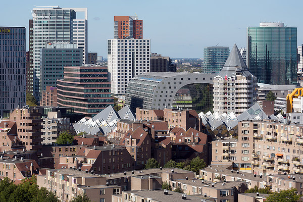 MVRDV, Markthal, Rotterdam, Provast, INBO, D3BN, DHV
