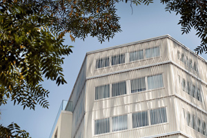 Facade Verbund Vienna Solid architecture