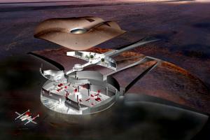 Foster + Partners Spaceport America