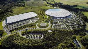 Foster + Partners McLaren Production Centre